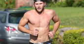 Scott Eastwood reveals his workout routine for new movie Overdrive
