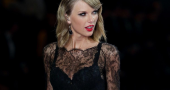 Taylor Swift thanks boyfriend Calvin Harris for his support