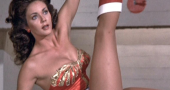Who will Lynda Carter play in the new Wonder Woman movie?