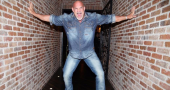WWE icon, Bill Goldberg, explores the best of downtown Las Vegas