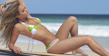 16 reason why Hannah Davis is the hottest Sports Illustrated Swimsuit Issue cover girl ever