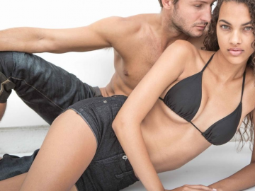 20 reasons why Jessica Strother is a hot Victoria's Secret model
