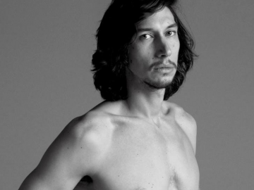 Adam Driver says he felt sick watching Star Wars: The Force Awakens