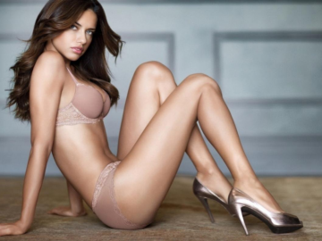 Adriana Lima continues to show why she is so popular