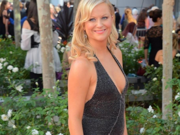 Amy Poehler gives her top tips on parenting