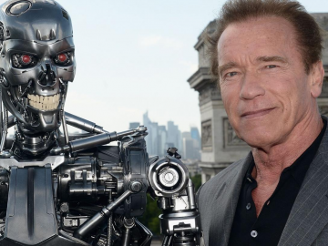 Arnold Schwarzenegger says the new Terminator movie will go back to basics