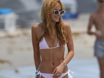 Bella Thorne opens up about her relationship with Scott Disick