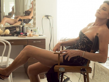 Caitlyn Jenner and Piers Morgan in war of words