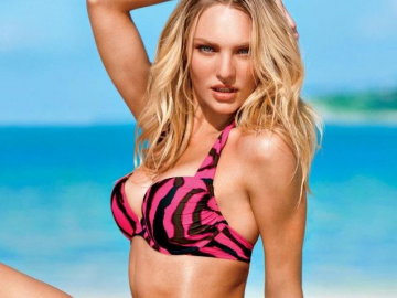 Candice Swanepoel disappointed to miss Victoria's Secret Fashion Show 2016