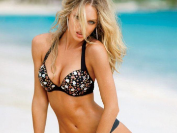 Candice Swanepoel nude pregnancy pics have fans divided