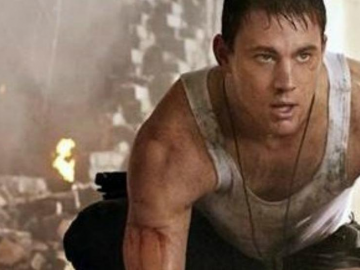 Channing Tatum reveals his weight gain for Logan Lucky