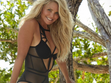 Christie Brinkley finds it hard to date as she gets older