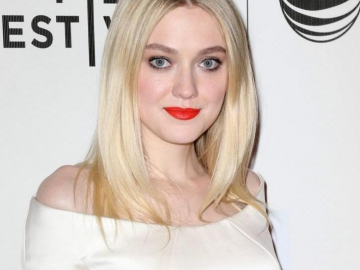 Dakota Fanning excited to star in Kirsten Dunst movie The Bell Jar