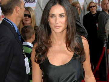 Demi Moore fans excited for a big 2017