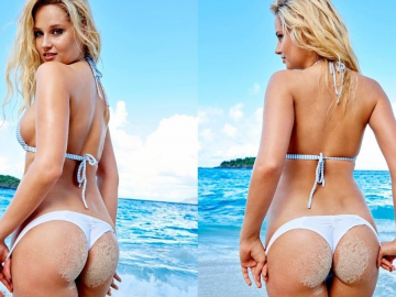 Genevieve Morton continues to mix modelling with acting