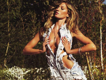 Gisele Bundchen excites fans with her new book
