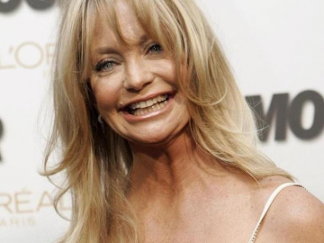 Goldie Hawn opens up about Hollywood ageism
