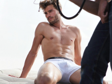 Jamie Dornan could never live in Los Angeles