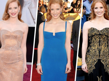 Jessica Chastain expects big Hollywood change