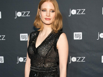 Jessica Chastain ready to show us Molly Bloom in new movie Molly's Game