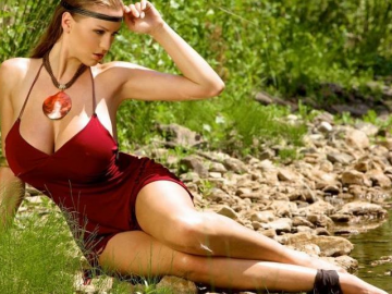 Jordan Carver is struggling to mix motherhood with working out