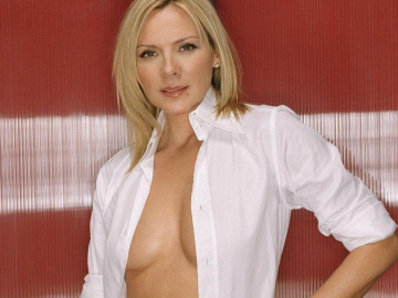 Kim Cattrall is looking for a British lover