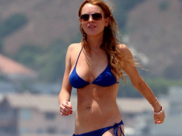 Lindsay Lohan now eager to play Barbara Gordon in Joss Whedon's planned Batgirl movie