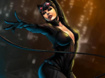 Lindsay Lohan vs Nina Dobrev: Who should play Catwoman in Gotham City Sirens?