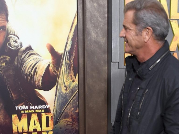 Mel Gibson and Sean Penn prepare to shoot new movie The Professor and the Madman