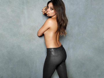 Mila Kunis eager for the release of new movie The Spy Who Dumped Me