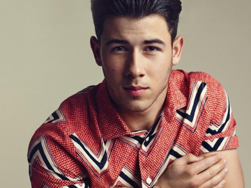 Nick Jonas is delighted to get recognition for his acting talent