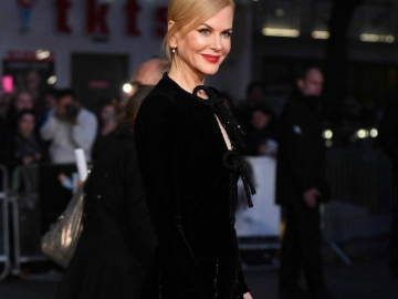 Nicole Kidman loved playing Queen Atlanna in the Aquaman movie
