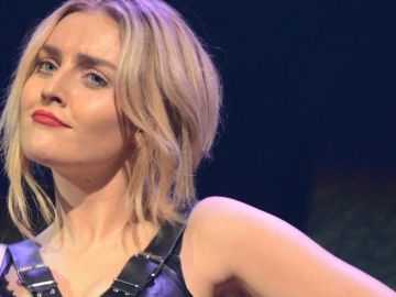 Perrie Edwards is proud to help fans with heartbreak