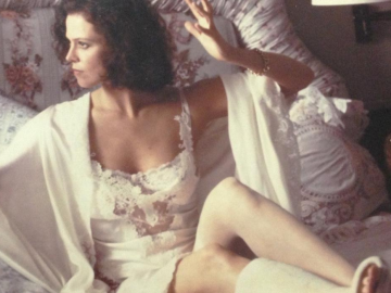 Sigourney Weaver pleased with female roles in Hollywood