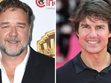 Tom Cruise and Russell Crowe loved working on The Mummy together
