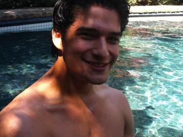 Tyler Posey continuing to mix television roles with movie work