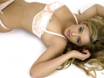 When will Keeley Hazell land the big acting break she deserves?