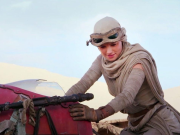 Who will play Rey's parents in Star Wars: Episode VIII?