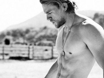 Will Charlie Hunnam ever appear in a comic book movie?