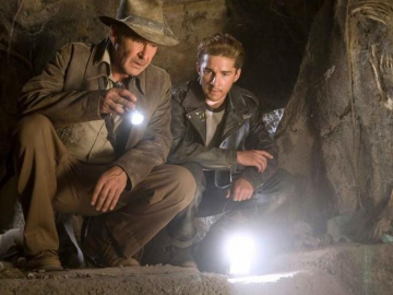 Will Shia LaBeouf join Harrison Ford in Indiana Jones 5