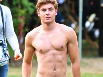 Will we ever see Zac Efron moving into directing?