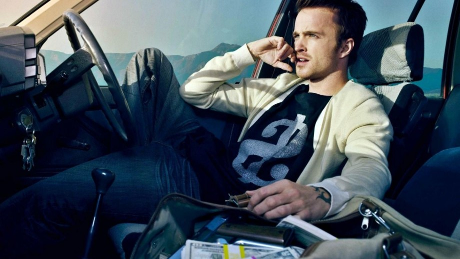 Aaron Paul awaiting release date for new movie Welcome Home