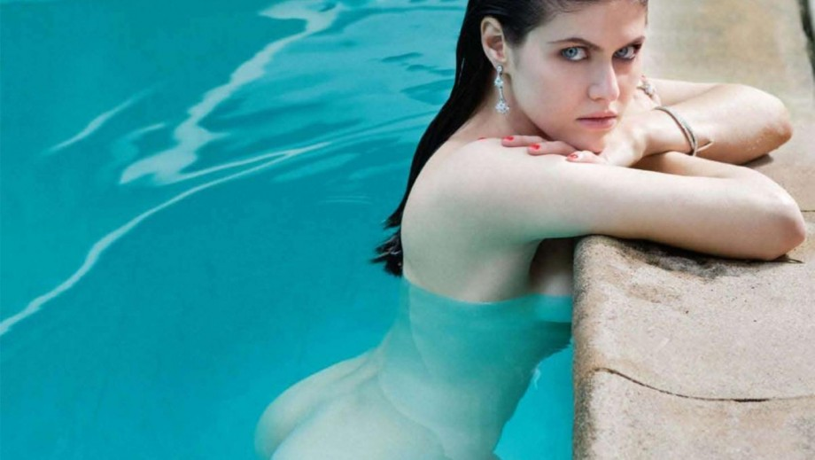 Alexandra Daddario's body one of the best bits of Baywatch so far