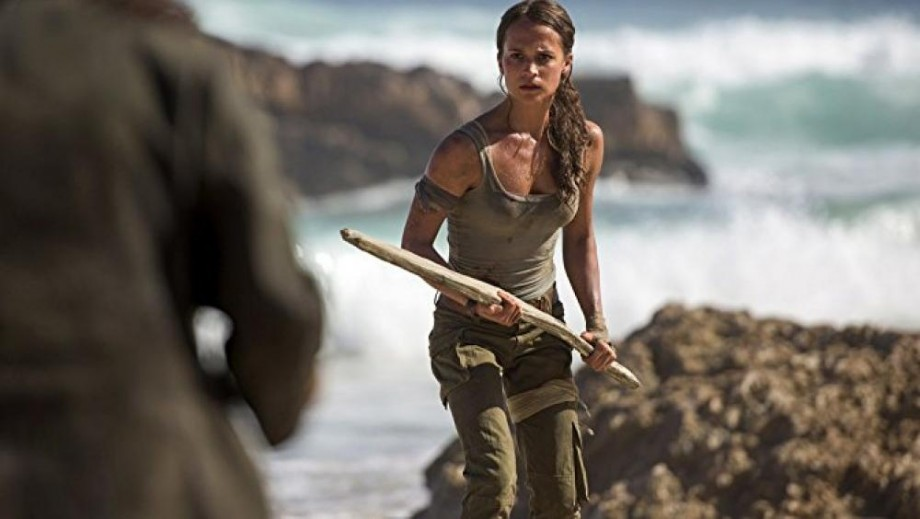 Alicia Vikander reveals one of the downsides to the new Tomb Raider movie