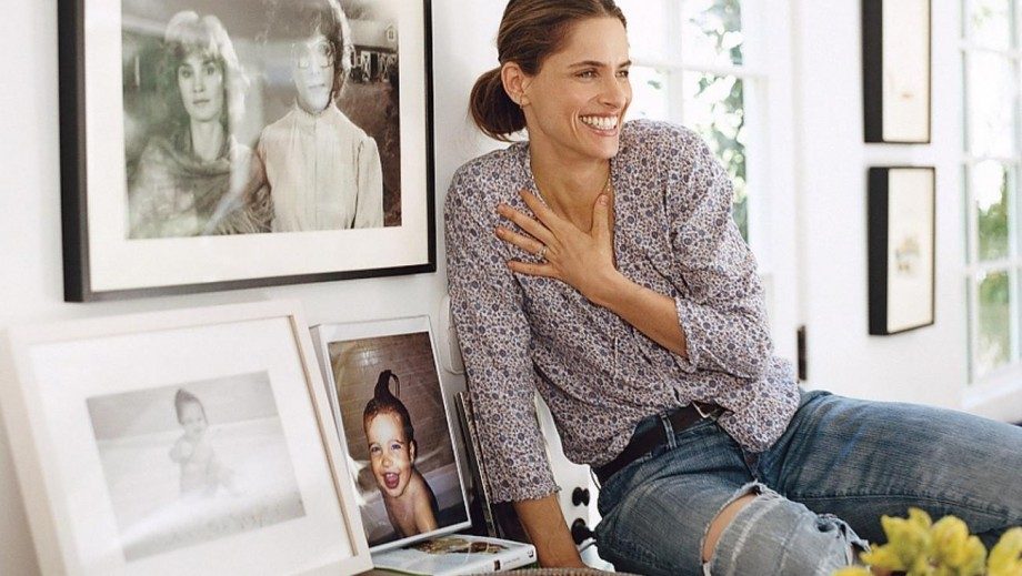 Amanda Peet opens up about never having cosmetic surgery