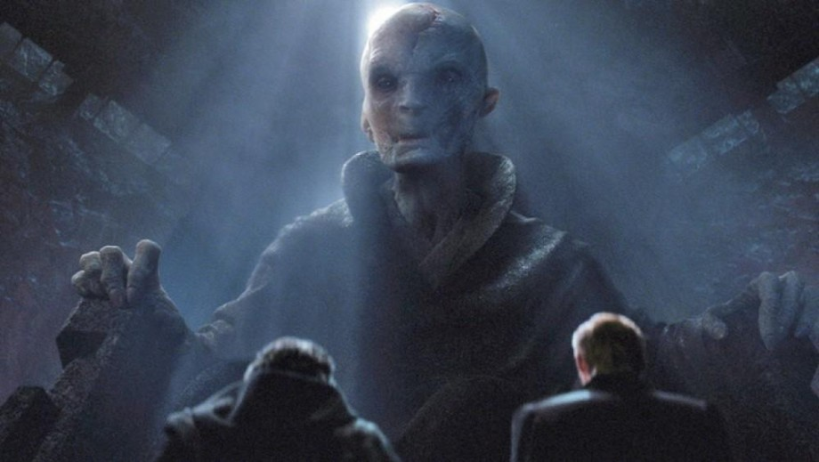 Andy Serkis still keen on a Snoke Star Wars spinoff