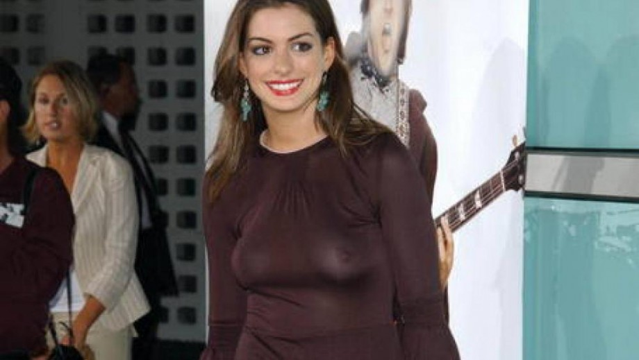 Anne Hathaway to take acting break to focus on family?