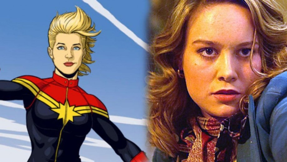 Brie Larson receives huge praise from Captain Marvel co-star Ben Mendelsohn