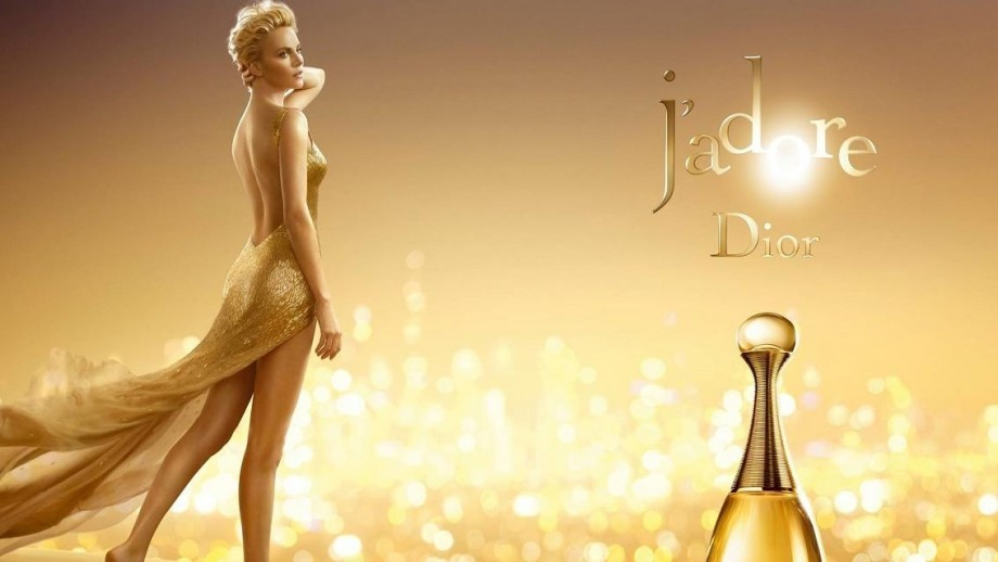 Charlize Theron loves working with Christian Dior