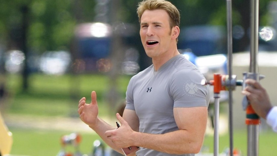 Chris Evans done as Captain America after Avengers 4